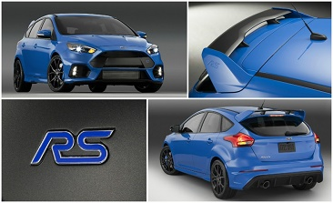 2016 Ford Focus RS1 876x535